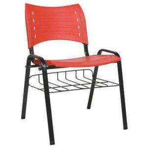 Cadeira Vic Fixa com Gradil